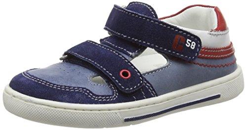ChiccoSandale Cuper - Sandali alla caviglia con punta chiusa Bambino , Blu (Bleu (800)), 28