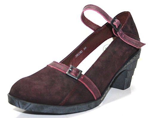 Loints of Holland 38280 Damen Pumps Lila (violett)
