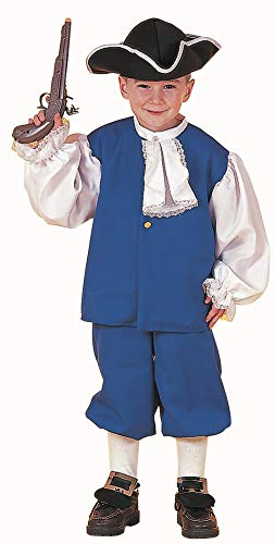 Forum Novelties Costume Child Colonial Boy Small - Colonial Boy Kostüm Kind