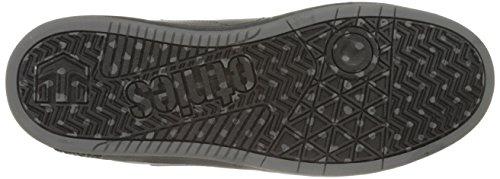Etnies Fader Ls, Chaussures de Skateboard Homme Schwarz (560 , Black/Dark Grey)