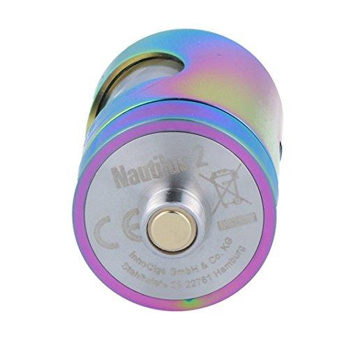 Aspire Nautilus 2 Verdampfer mit BVC Verdampferköpfe - 2 ml - Farbe: regenbogen