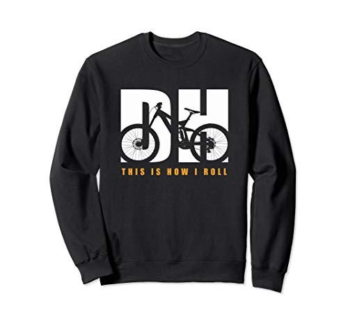 DH MTB Mountain Bike Sweatshirt