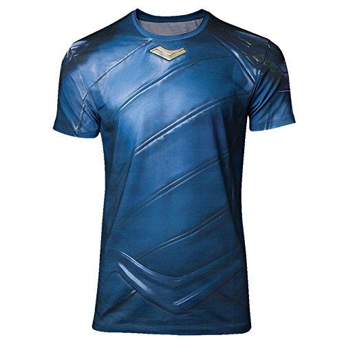 Thor Herren T-Shirt Loki Armor Lookalike Ragnarok Marvel -