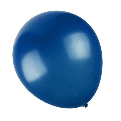 Preisvergleich Produktbild Generic 36inch Luftballons Latexballons für Hochzeit Partei Geburtstag Dekoration - Blau