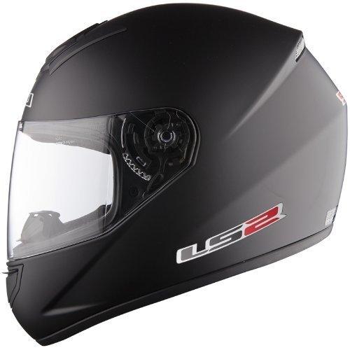 Casco de la motocicleta LS2 FF351 Mono casco...