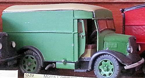 Langley Models Morris kommerziellen Van OO skalieren UNLACKIERT MetallModellbausatz G39