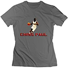 CHRIS PAUL Women's Tshirt Tee DeepHeather XXXXL