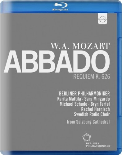 Mozart: Requiem (Salzburger Dom, 1999) [Blu-ray]