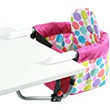 """Chic 4 Baby  Relax- Chaise à fixer sur une table""""Relax"""" fleurie"""