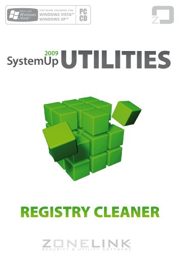 SystemUp Utilities Registry Cleaner