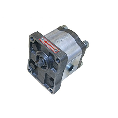 ATIKA Ersatzteil Ölpumpe Hydraulikpumpe für Brennholzspalter ASP 14 **NEU**