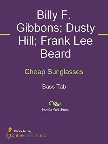 Cheap Sunglasses (English Edition)