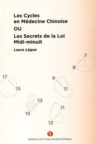 Les cycles en médecine chinoise ou les secrets de la loi midi-minuit par Laura Lègue