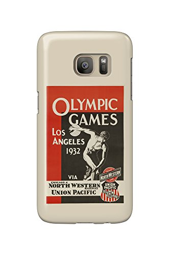 los-angeles-olympic-games-1932-north-western-union-pacific-usa-c-1932-vintage-poster-galaxy-s7-cell-