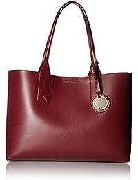 Emporio Armani Women s Shopping Tote With Money Pouch Shopping Tote With  Money Pouch b807ec8b185a6