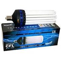 Ampoule CFL 8U 250w - 6400°K - Croissance - E40 - Superplant