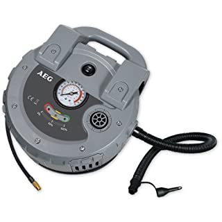 AEG 005120 Compressor Pump, Rechargeable