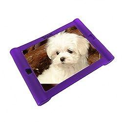 Caractéristique du produit: * Protégez votre iPad 2 ou votre 3ème / 4ème tablette iPad Gen des égratignures, taches, bosses et les dommages. * Shock / Impact couverture d'épreuve est idéal pour les enfants. Protégez votre tablette contre les chocs,...