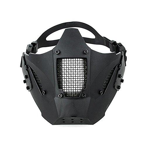 TMC Modular Hard Shell Hälfte Gesicht Maske Für Airsoft Paintball MilSim - ()