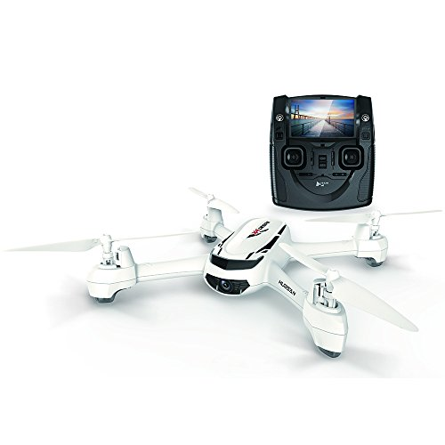 Hubsan H502S X4 Desire FPV Pro Quadcopter 5.8Ghz Drone mit HD Kamera 720P und Follow Me Modus Automatische Rücklauffunktion