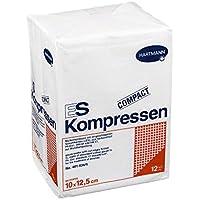 ES-Kompressen unsteril 10 x 12,5 cm 12fach 100 Stück preisvergleich bei billige-tabletten.eu