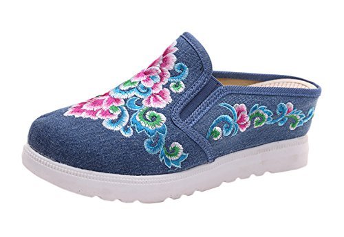 Icegrey - Pantofole Donna Blau