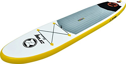 ISUP Z-Ray A4 Premium Touring - Stand Up Paddle Board Set inkl. Pumpe, Tasche