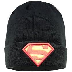 Unisex-Adultos - Addict X DC - Superman - Gorrita