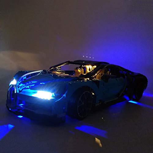 AMITas LED Licht-Set, LED Beleuchtung Kompatibel Mit Lego Star Wars 10225 - R2-D2 (Modell Nicht Enthalten)