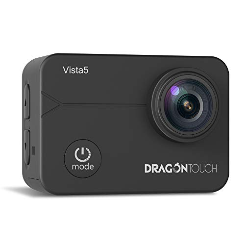 Dragon Touch Vista5 Action Camer...