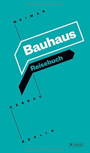 Bauhaus Reisebuch Buch-Cover