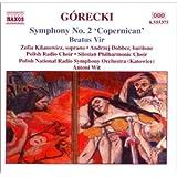 Symphonie Nr. 2 'Copernican' / Beatus Vir