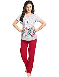 Night Suit  Buy Pajamas For Women online at best prices in India ... 738bf9715