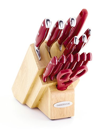 farberware-15-piece-soft-grip-cutlery-set-with-color-accents