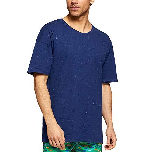 YAMAMAY Maxi t-Shirt Tinta Unita Uomo - Passepartout