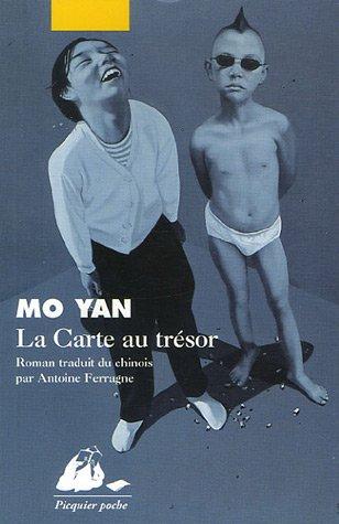 La Carte au trésor par Yan Mo