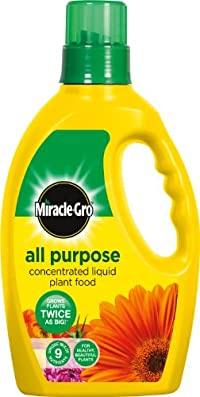 Scotts Miracle-Gro MiracleGro 1 Litre All Purpose Concentrated Liquid Plant Food