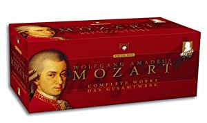 Mozart: Complete Works (Includes CD_Rom with texts & libretti)