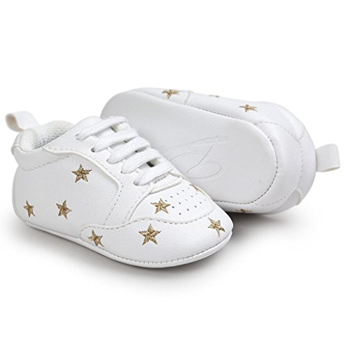 Kleinkind Turnschuhe Weiche Gold Krippeschuhe Sohle Covermason Baby Schuhe dCAxqnFw