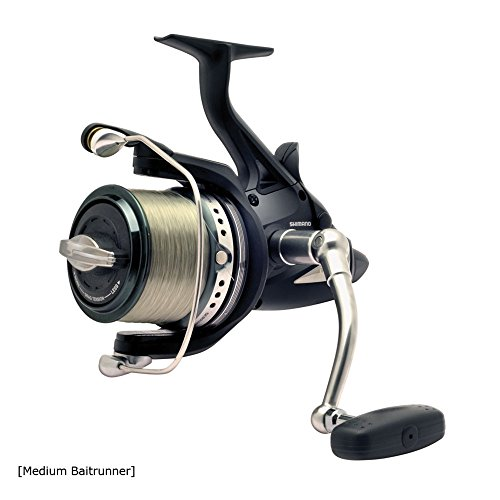 Shimano Big Baitrunner Angelrolle Red desembragable (LC