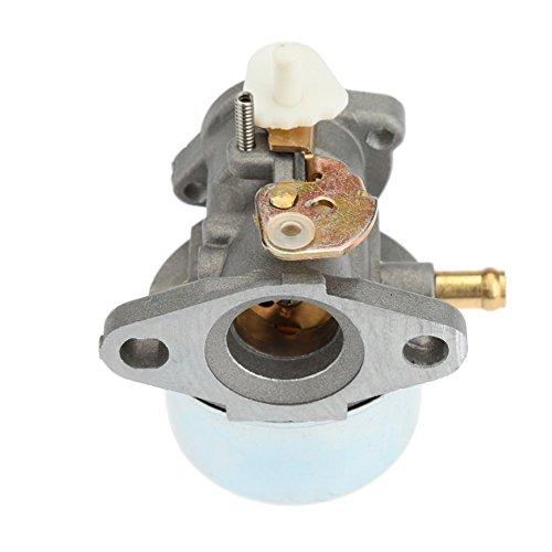 KKmoon Carburatore per Briggs & Stratton 499059 Carb Sostituzione con Guarnizione