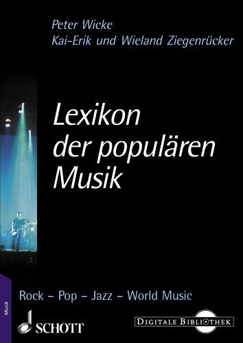 Lexikon der populären Musik