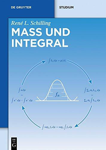 Maß und Integral: Eine Einführung für Bachelor-Studenten (De Gruyter Studium)