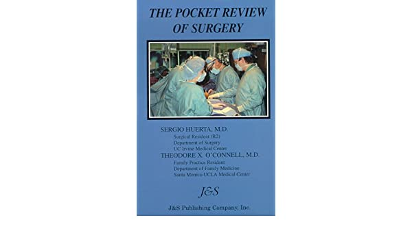 Buy The Pocket Review of Surgery Book Online at Low Prices