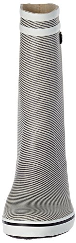 Aigle Malouine Print, Stivali da Pioggia Donna Multicolore (Malouine Print)