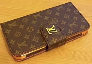 iphone 5s louis vuitton case designer gucci gg amp lv louis vuitton iphone 5 5s flip 7191