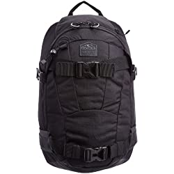 O'Neill Rucksack AC All Round Snow & day Pack - Mochila, color negro, talla DE: 51 x 33 x 18 cm