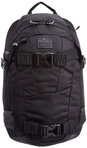 O'Neill Herren Rucksack AC All Round Snow und day Pack, Black Out, 51 x 33 x 18 cm, 28 Liter, 354006