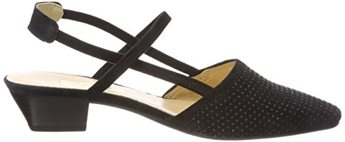 Gabor Ladies Basic Pumps Black (nero)