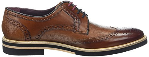 Ted Baker Archerr 2, Brogues Homme Marron (Tan)
